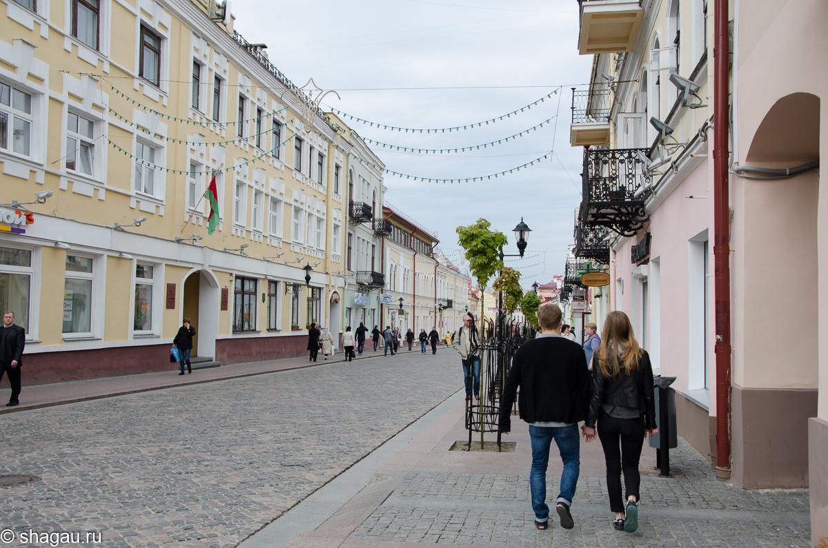 Советская улица Гродно