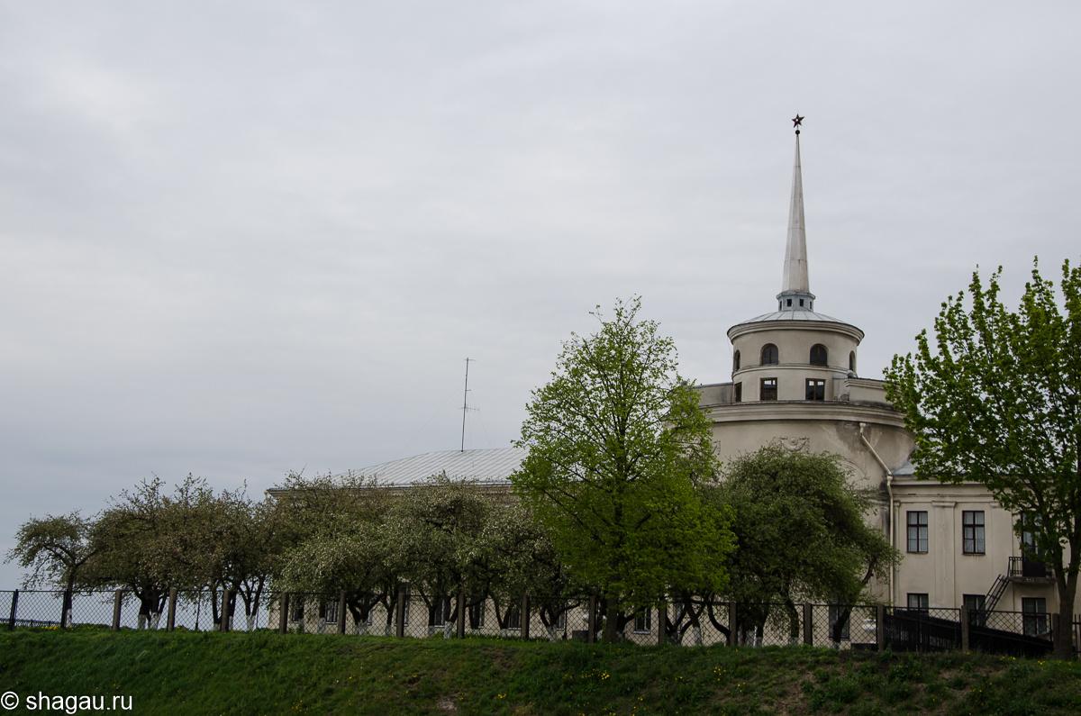 Новый замок Гродно
