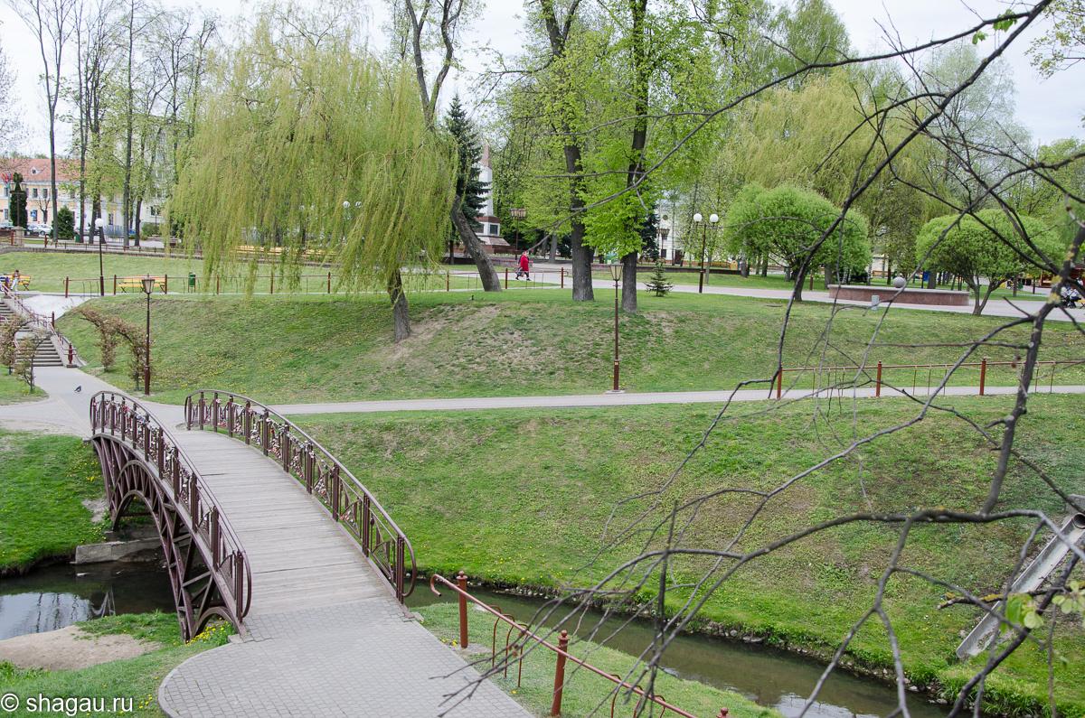 Парк Жилибера Гродно