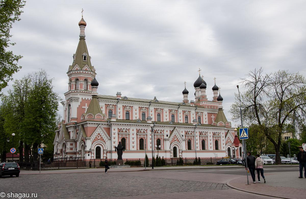 Кафедральный собор Гродно