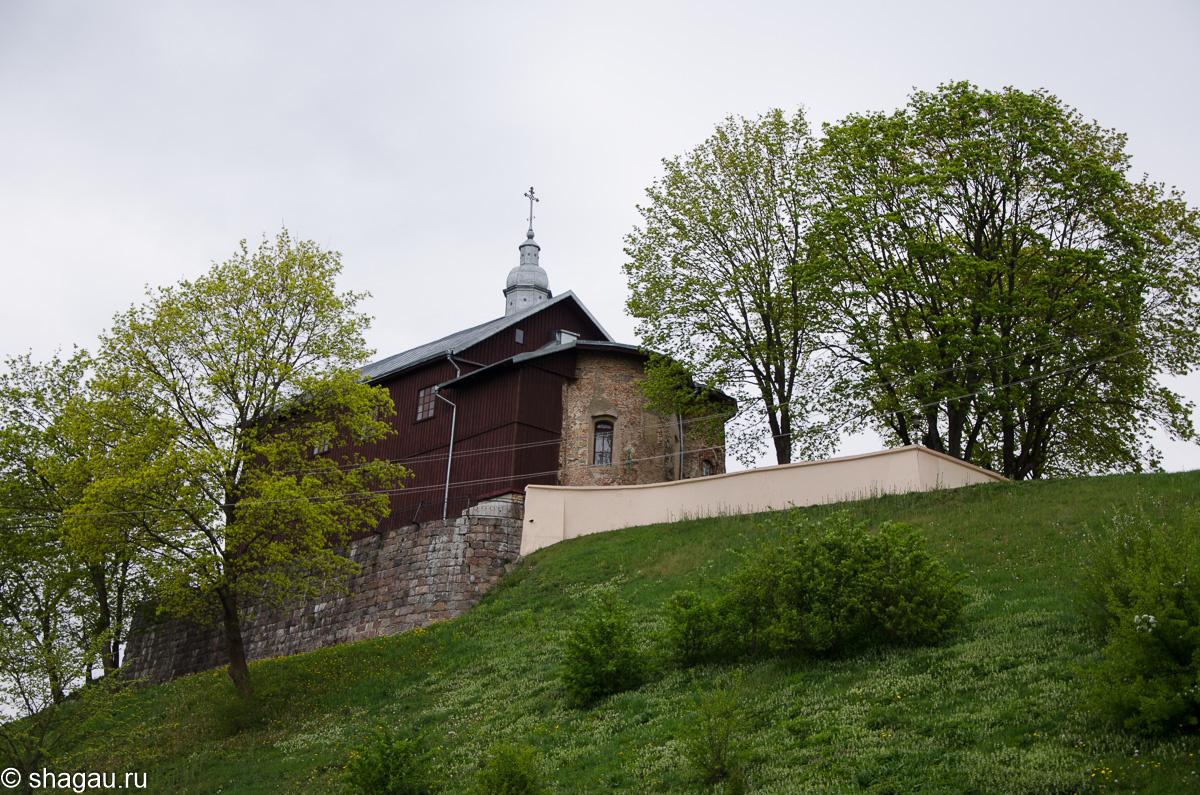 Коложская церковь Гродно