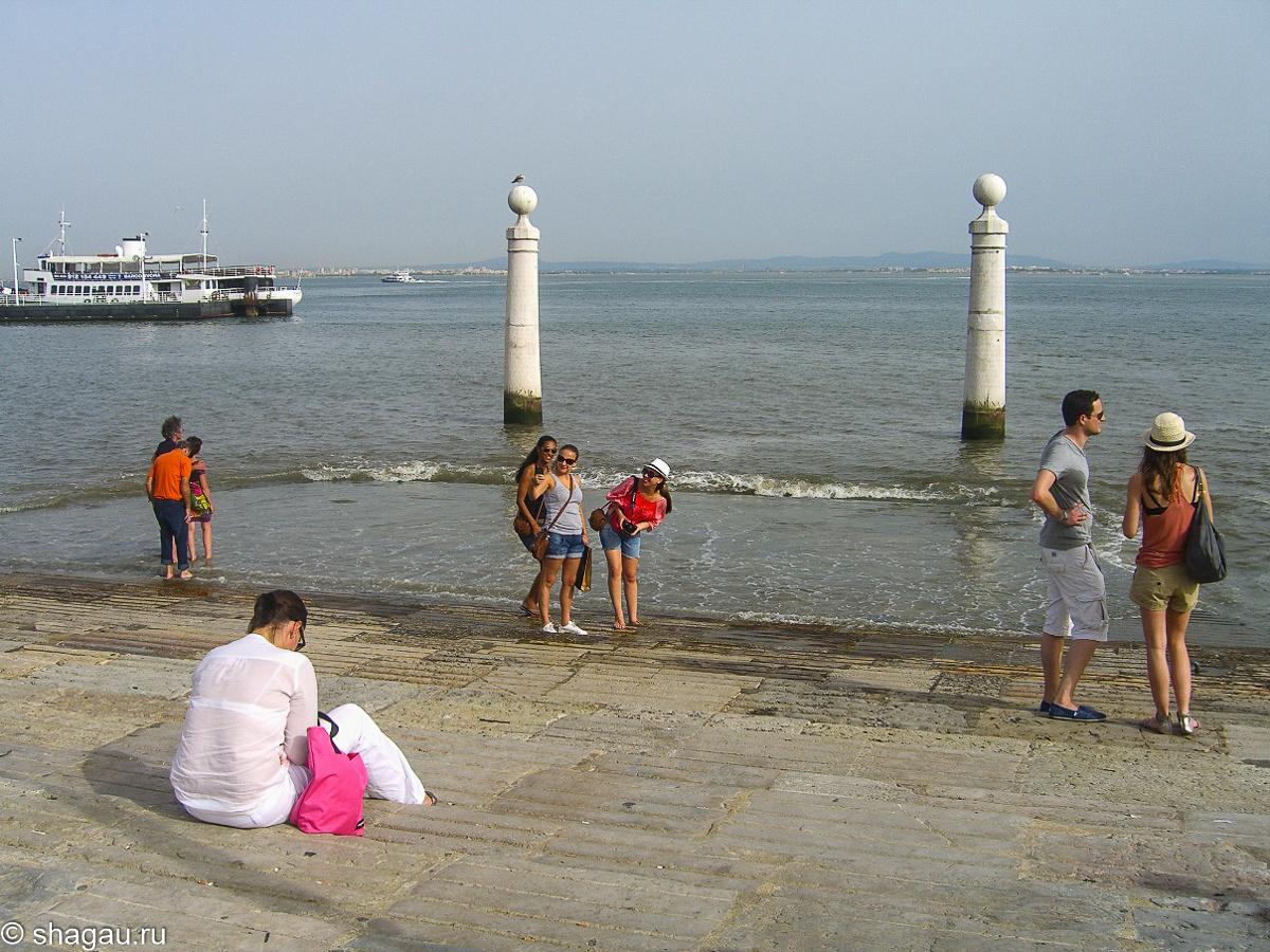 Набережная Лиссабона