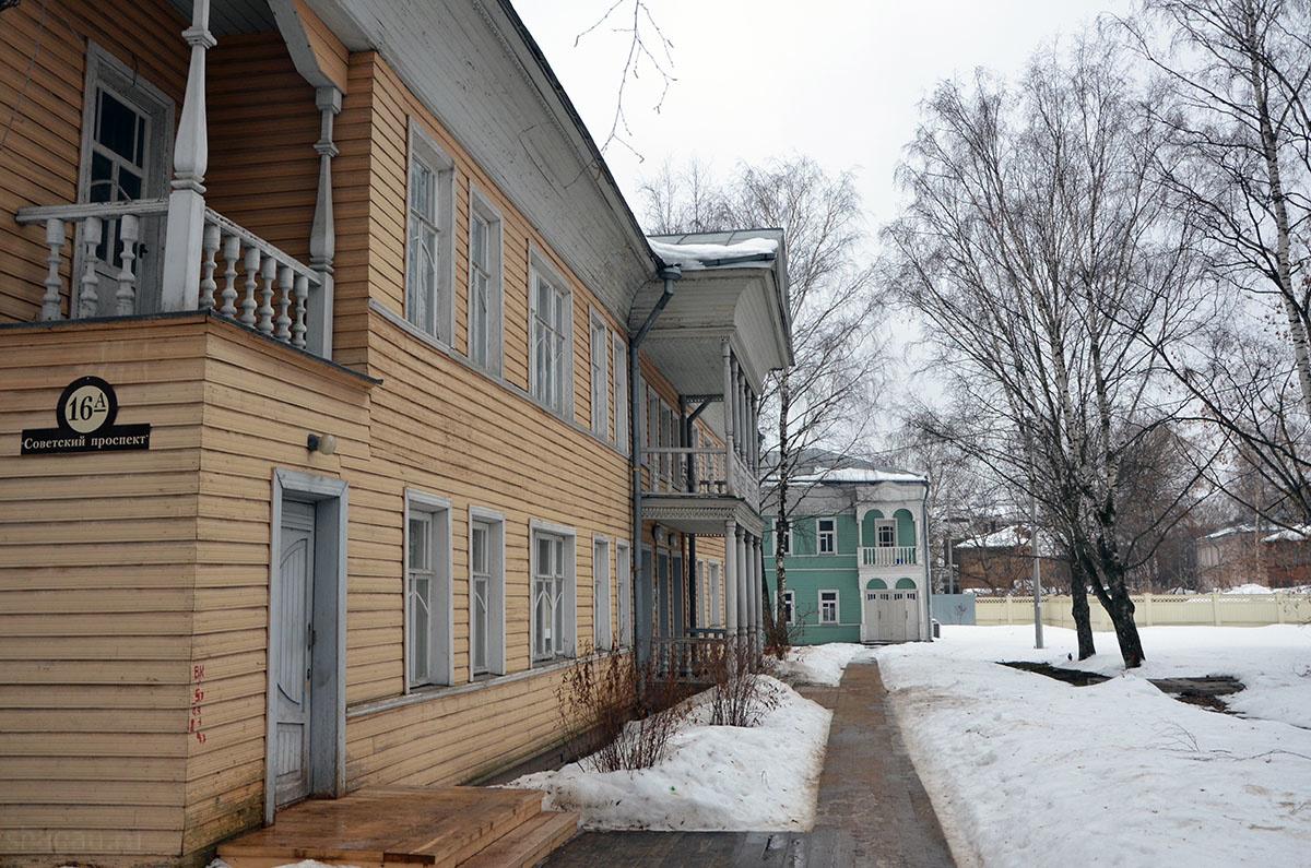 Дом Самарина
