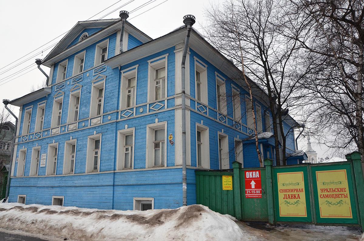 Дом Орлова