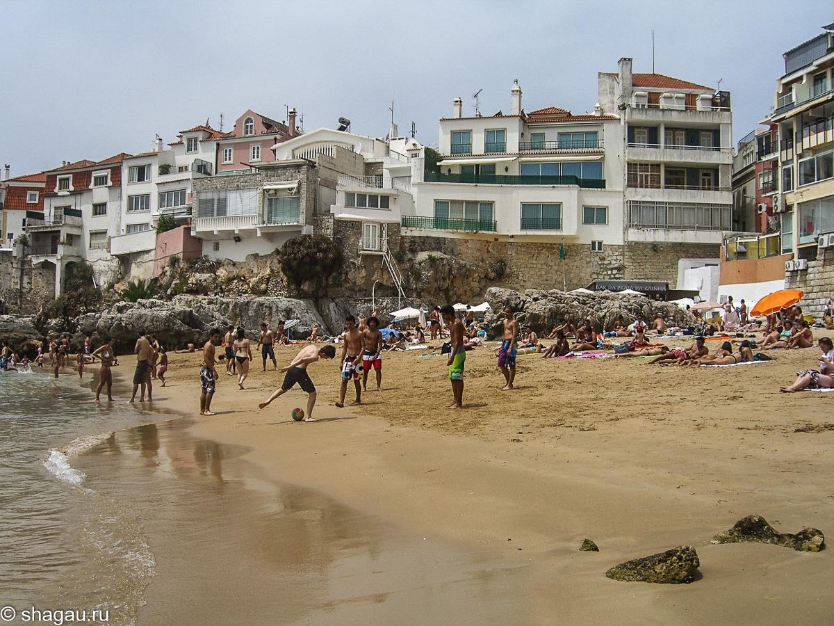 Пляж Кашкаиша