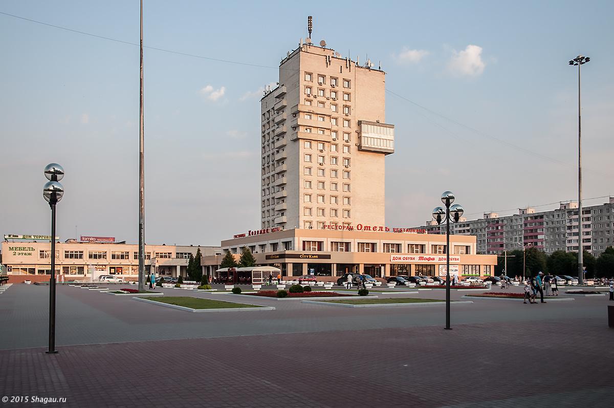 Гостиница Коломна