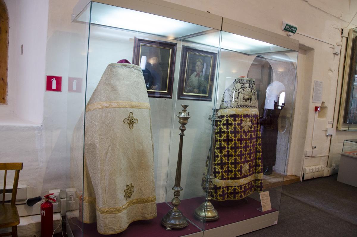 Музей Феропонтова монастыря