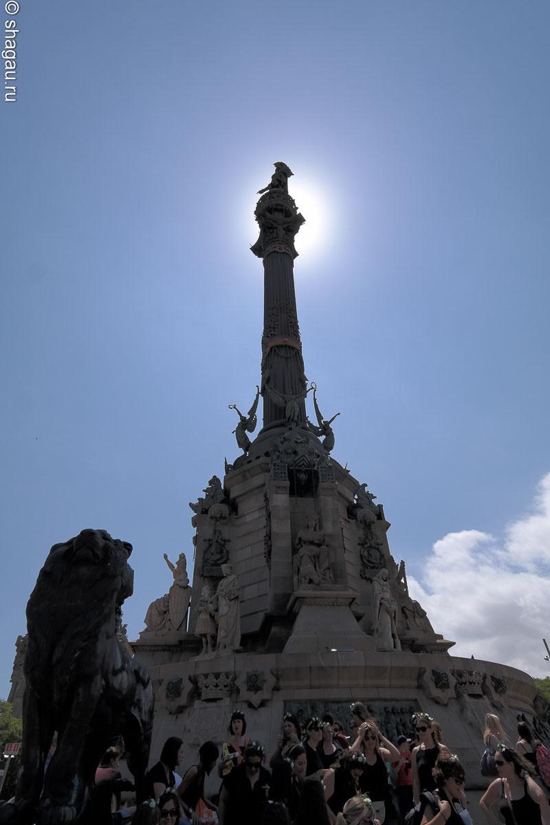 Колонна Колумба
