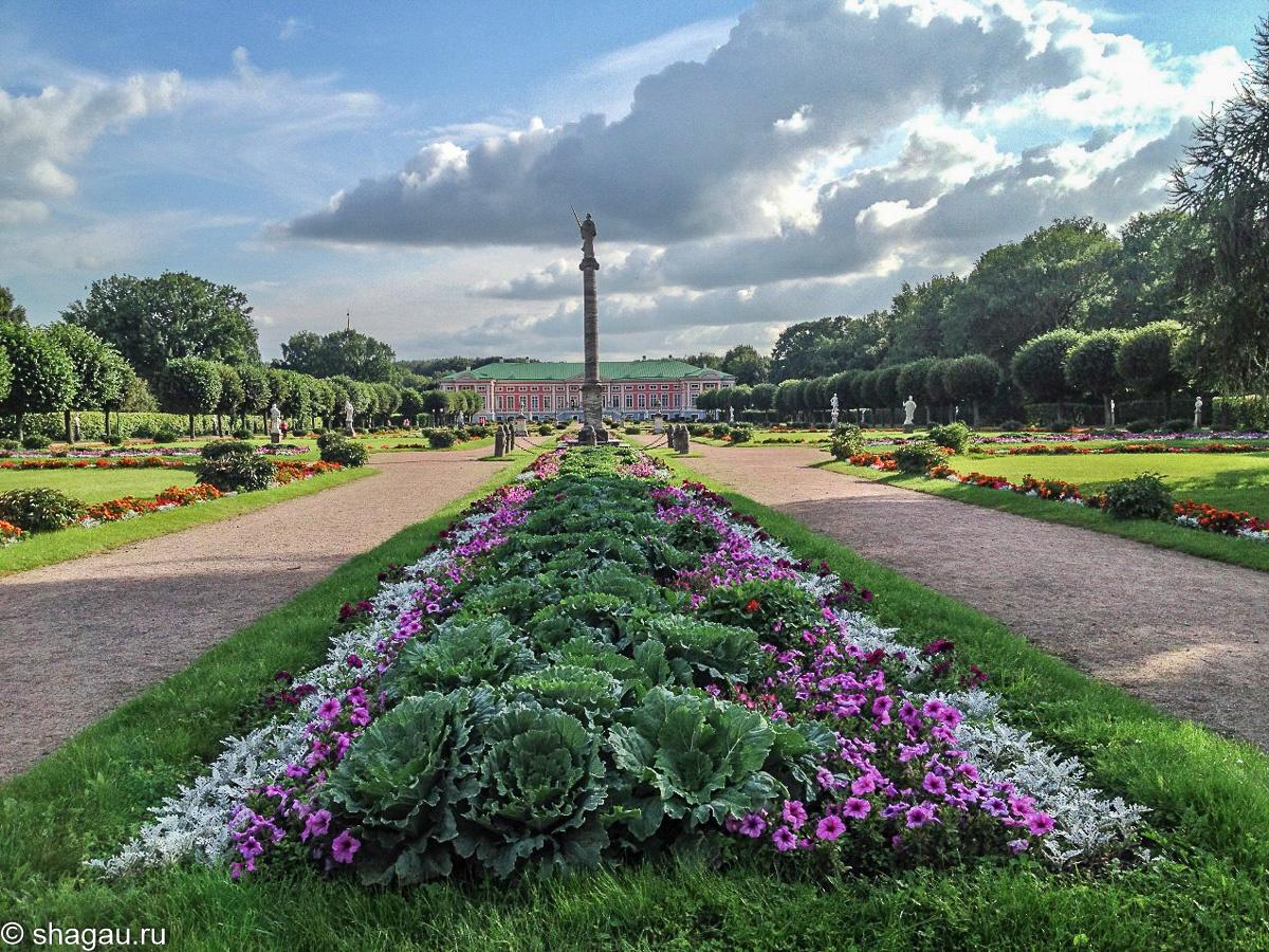 Парк усадьбы Кусково