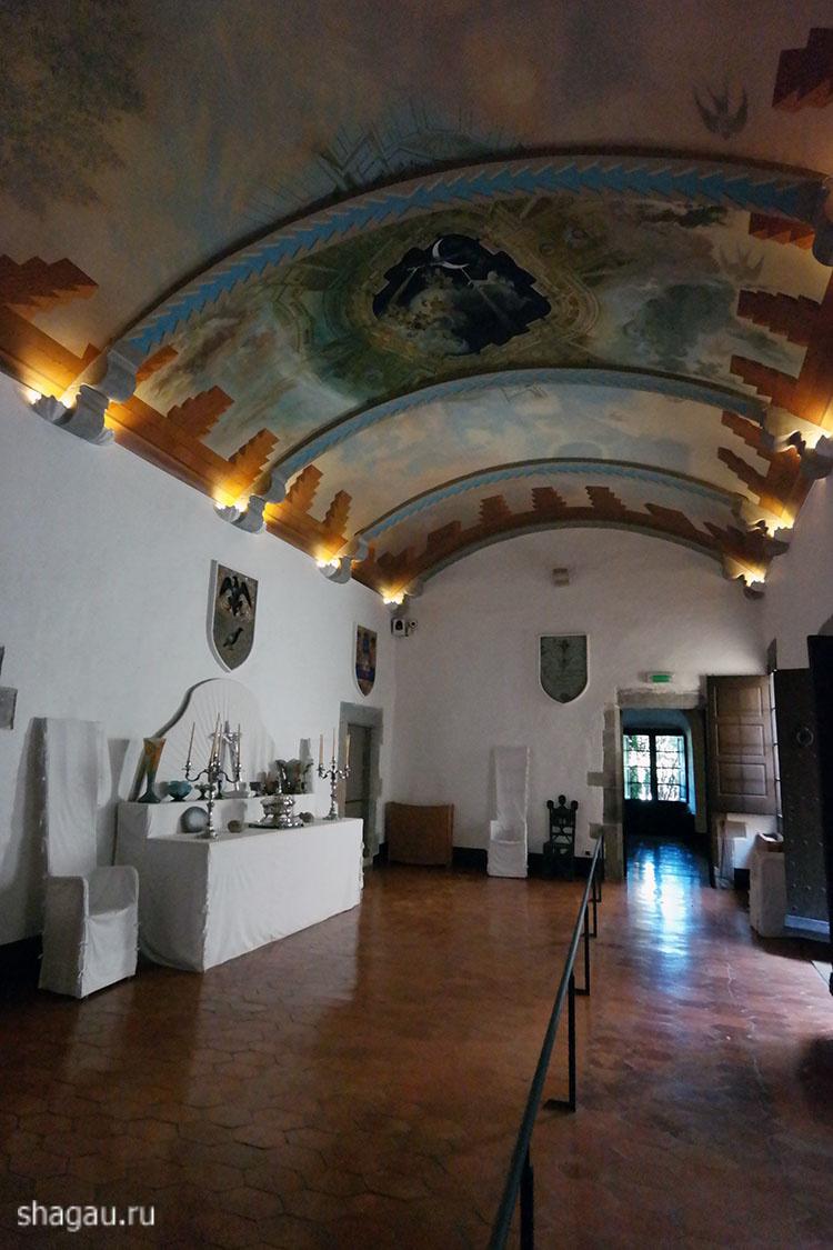 Замок Гала в Пуболе