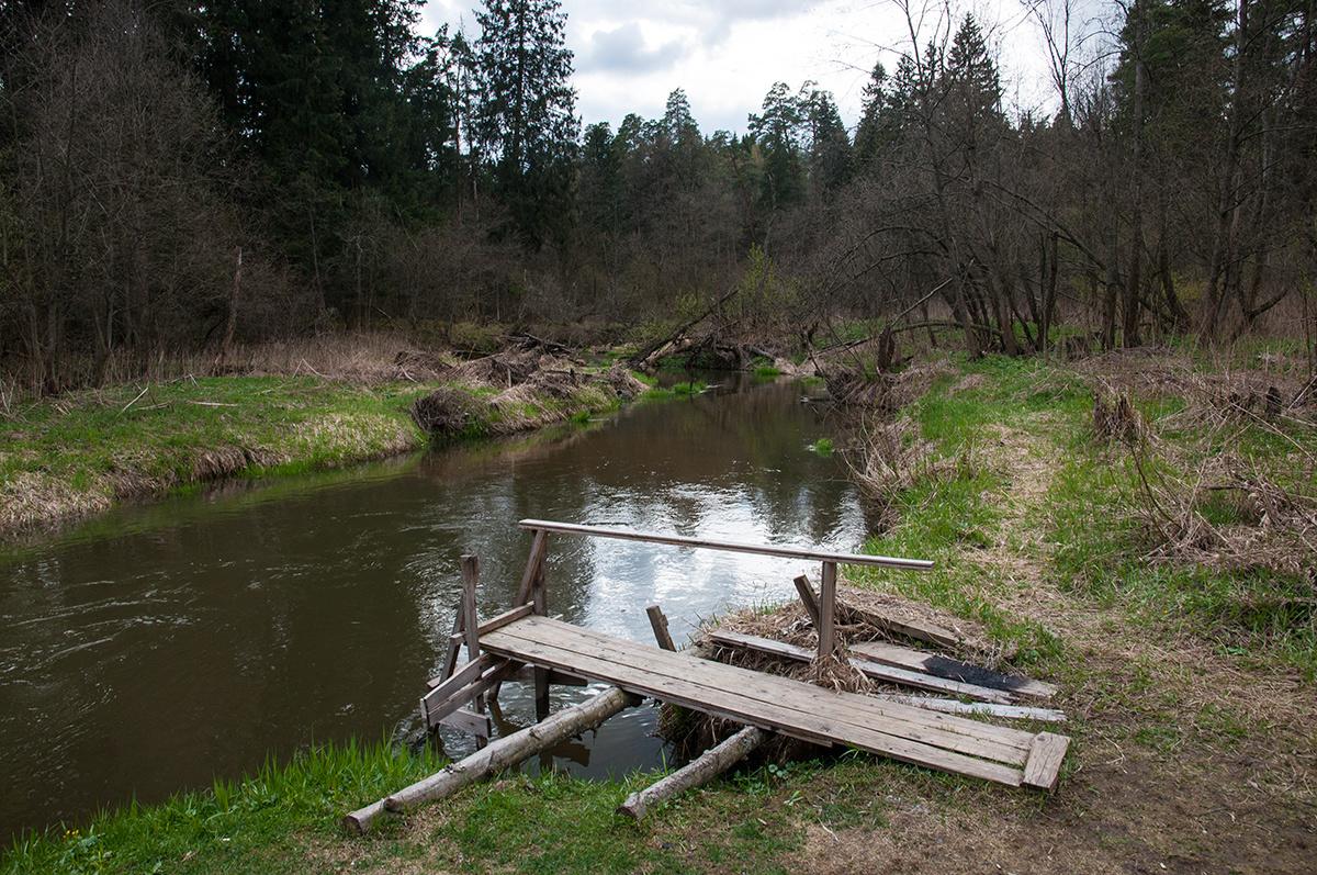 Река Сторожка