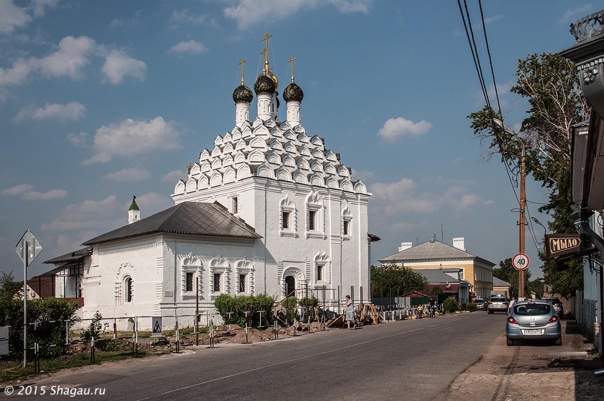 Церковь Николы на Пасадях
