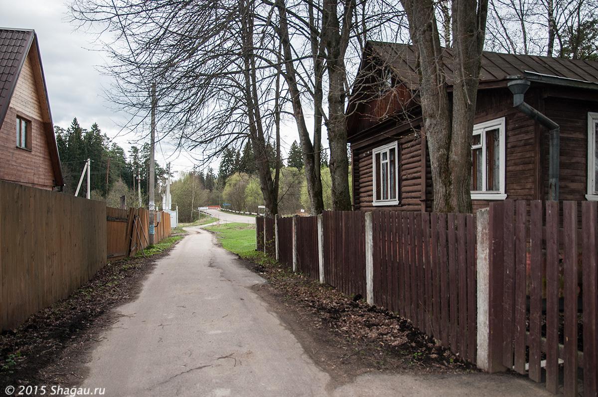 Улицы Дюдьково