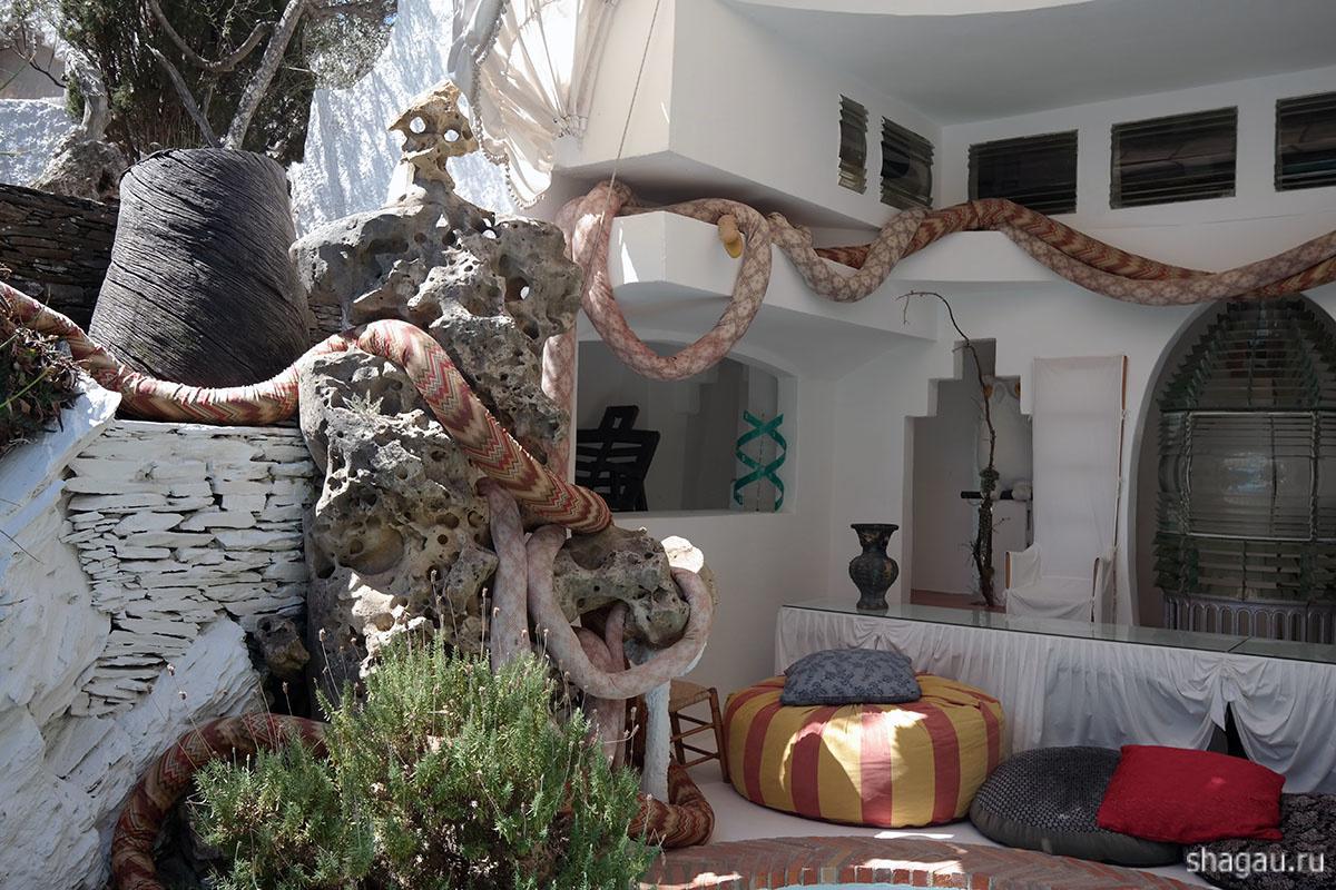 Дом Гала и Дали