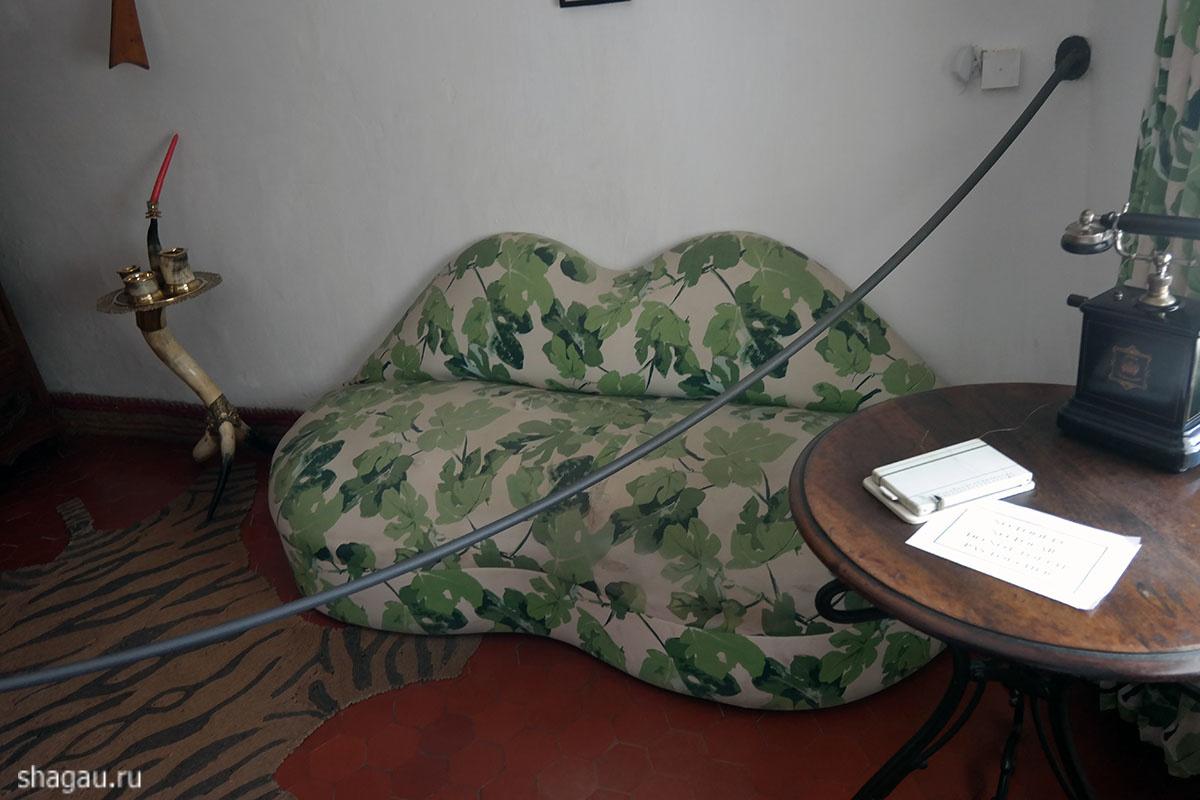 Дом Дали и Гала в Кадакесе