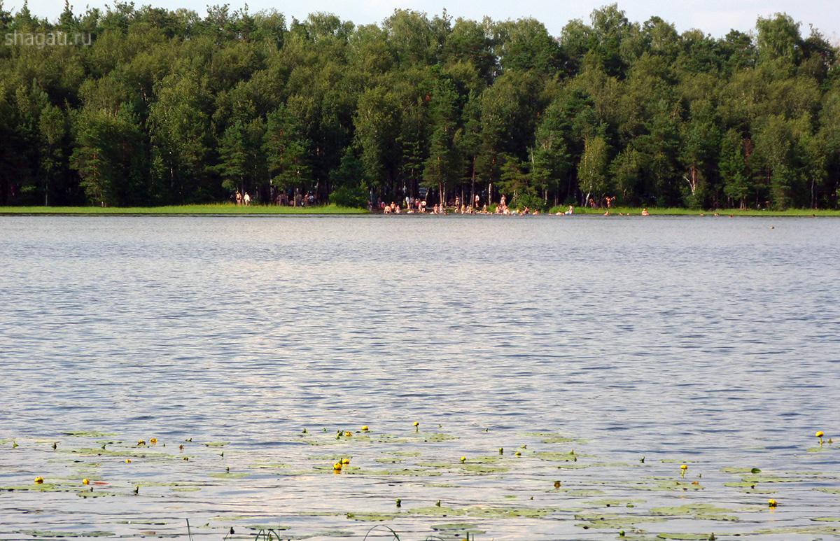 озеро Ласковое