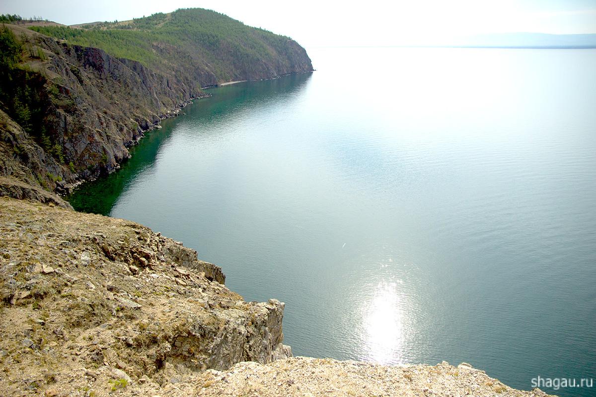 Скала Хабой Байкал