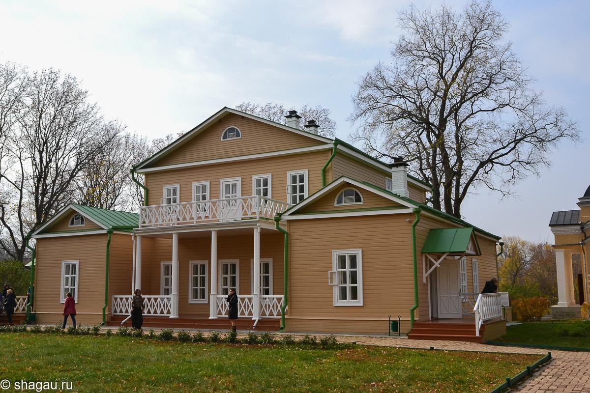Барский дом. Тарханы