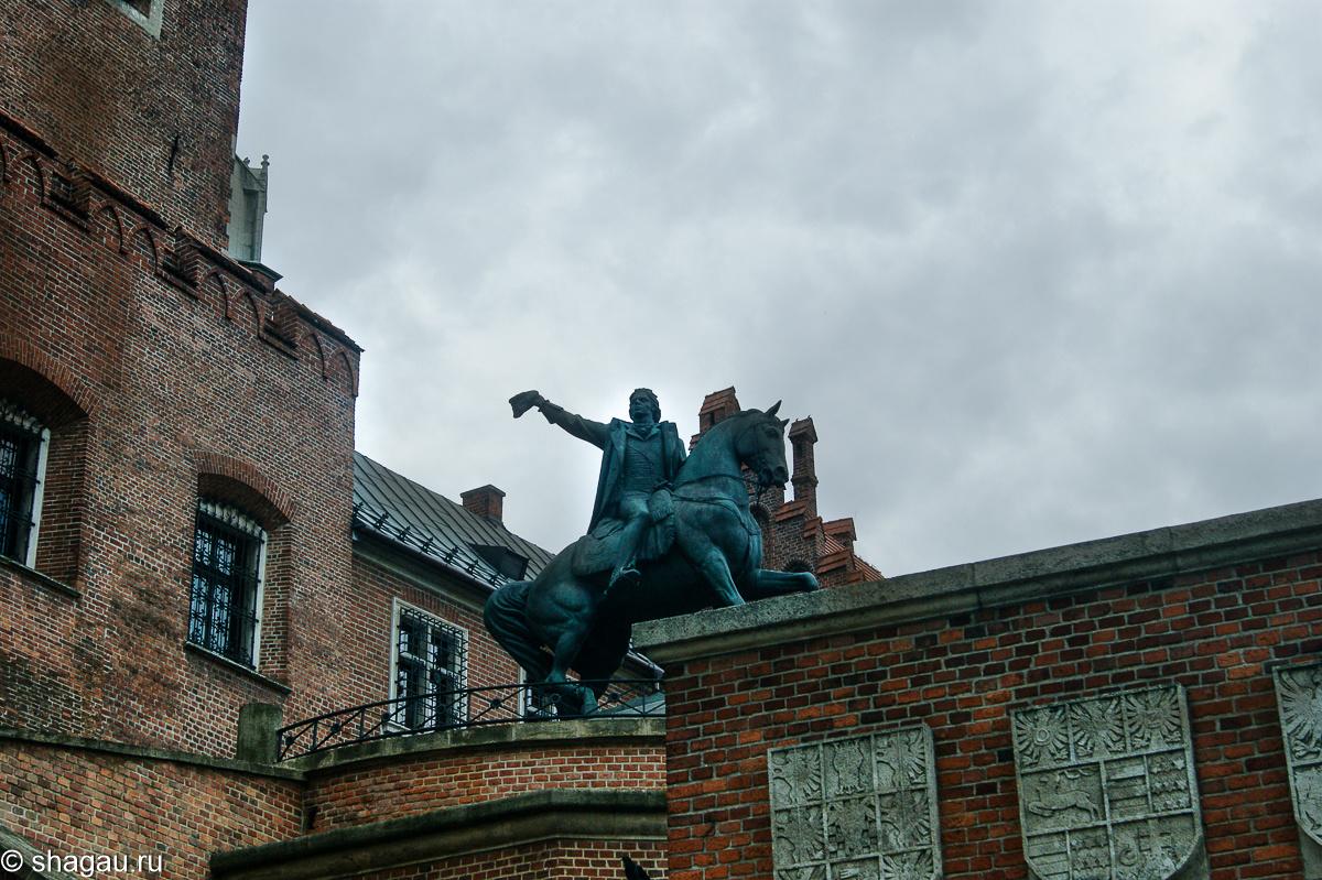памятник Тадеушу Костюшко