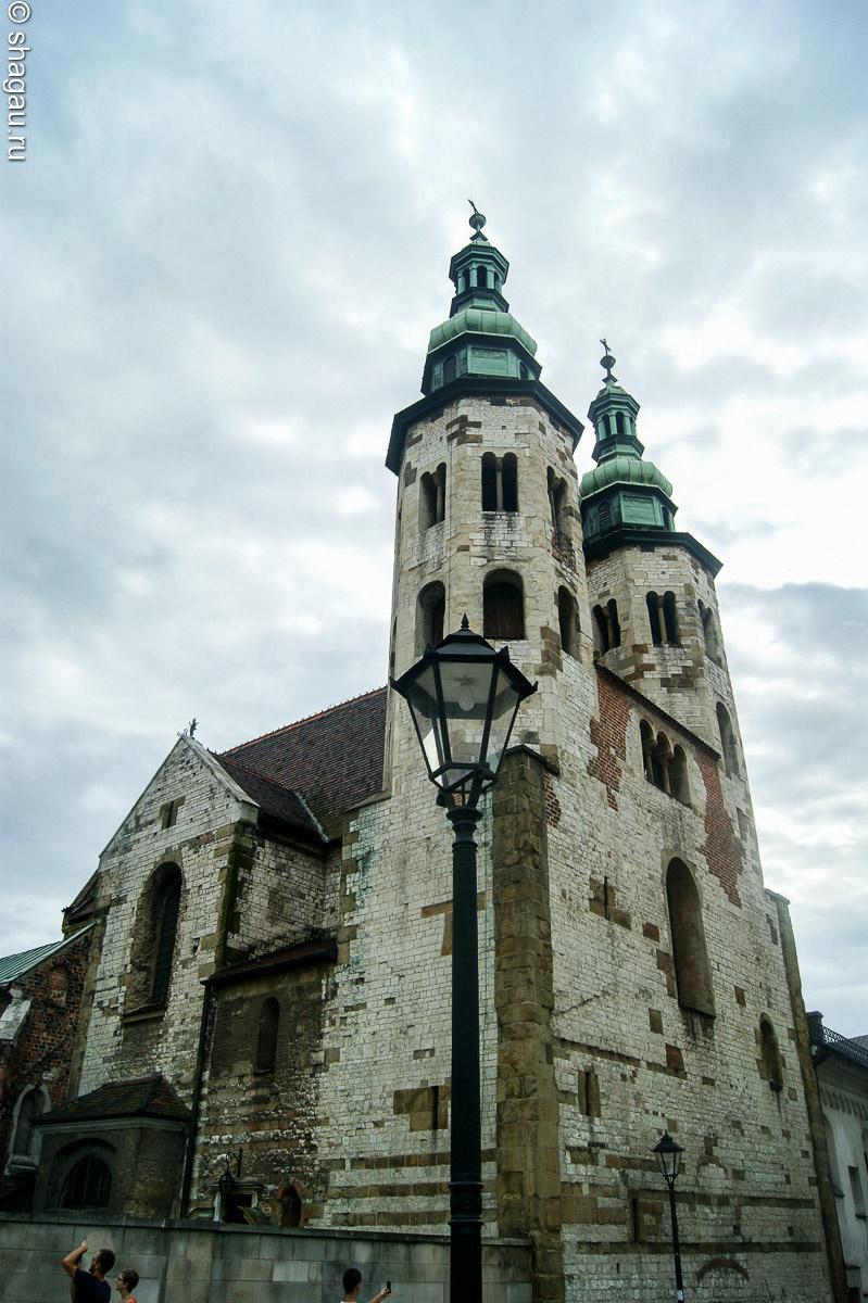 Костел Святого Андрея