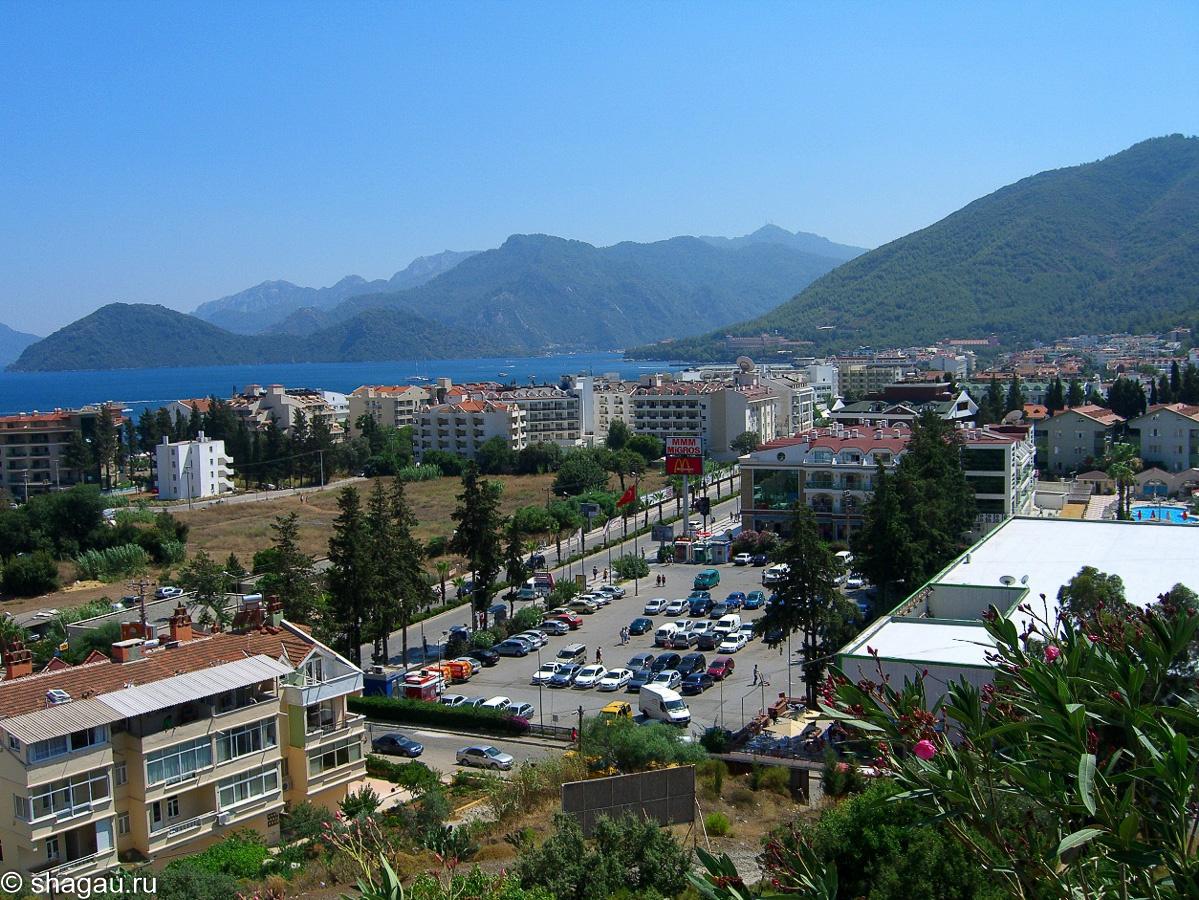 Мармарис. Турция