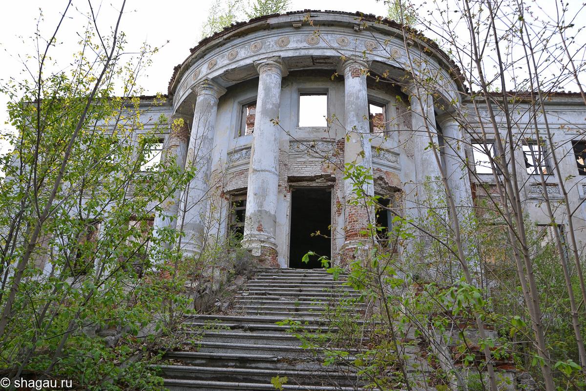 Усадьба Голицыных-Прозоровских (Зубриловка)
