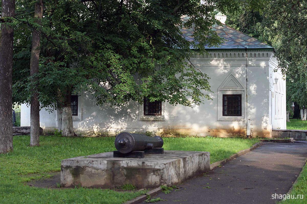 Музей Петра Первого в Вологде