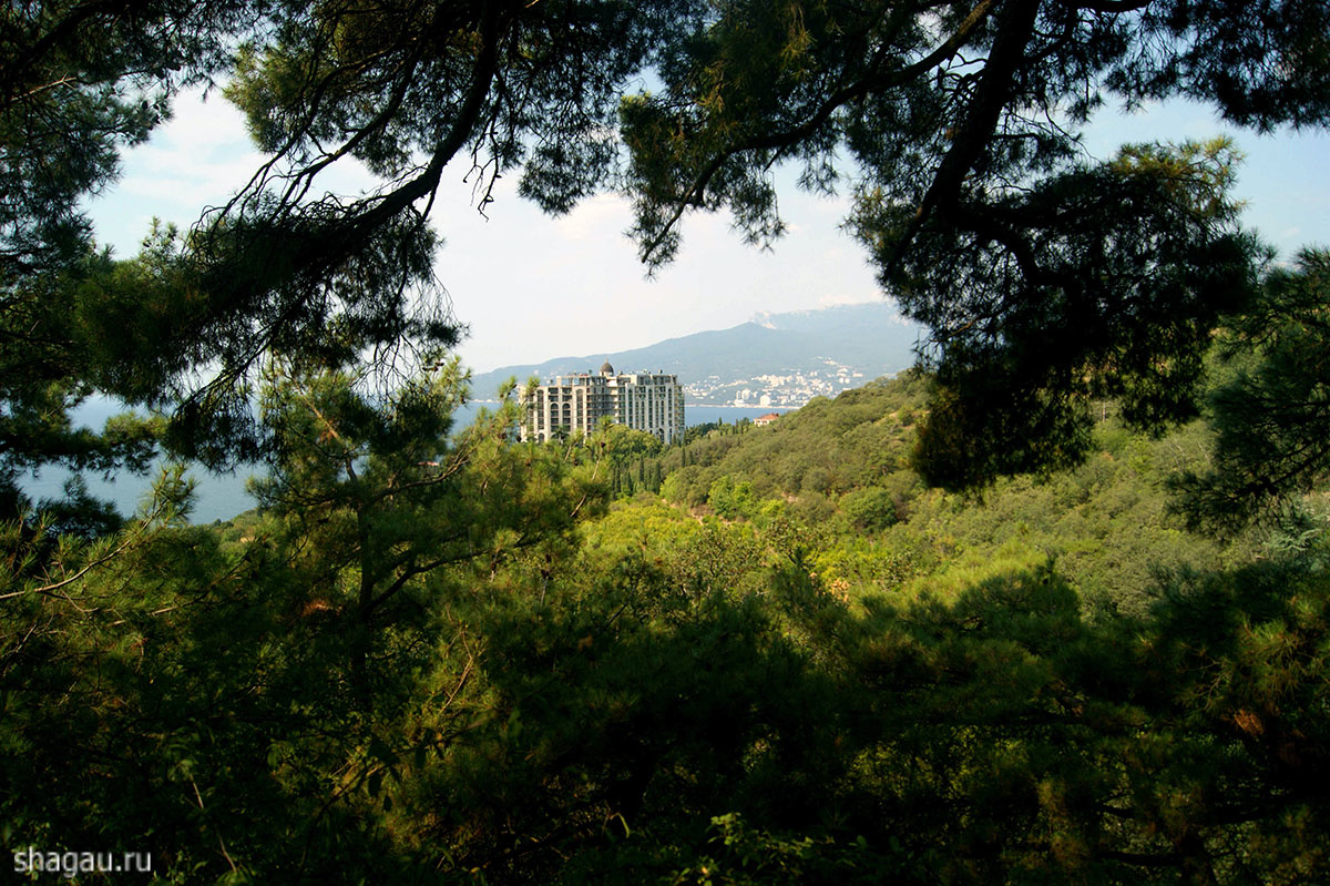 Никитский парк Крым