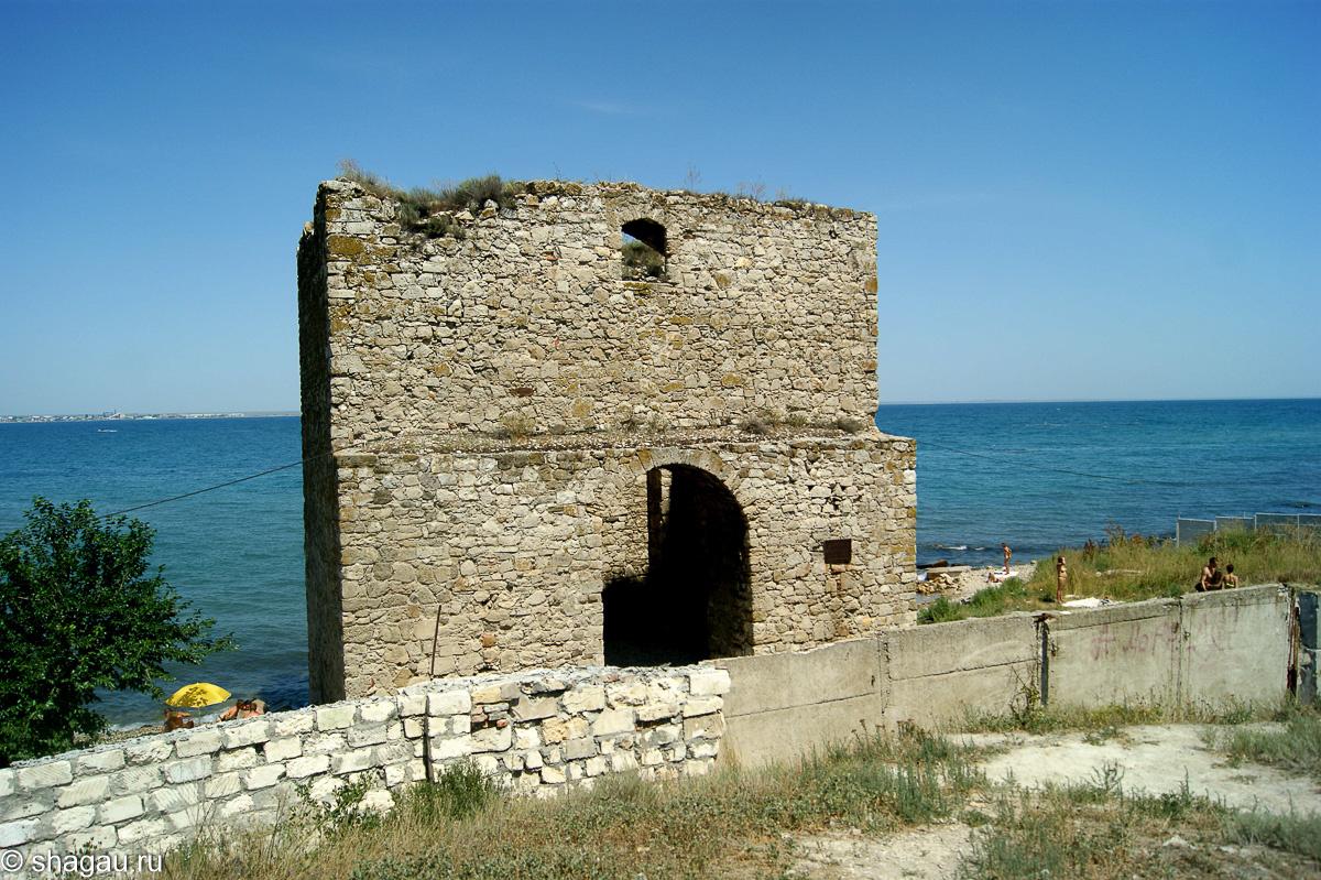 Доковая башня