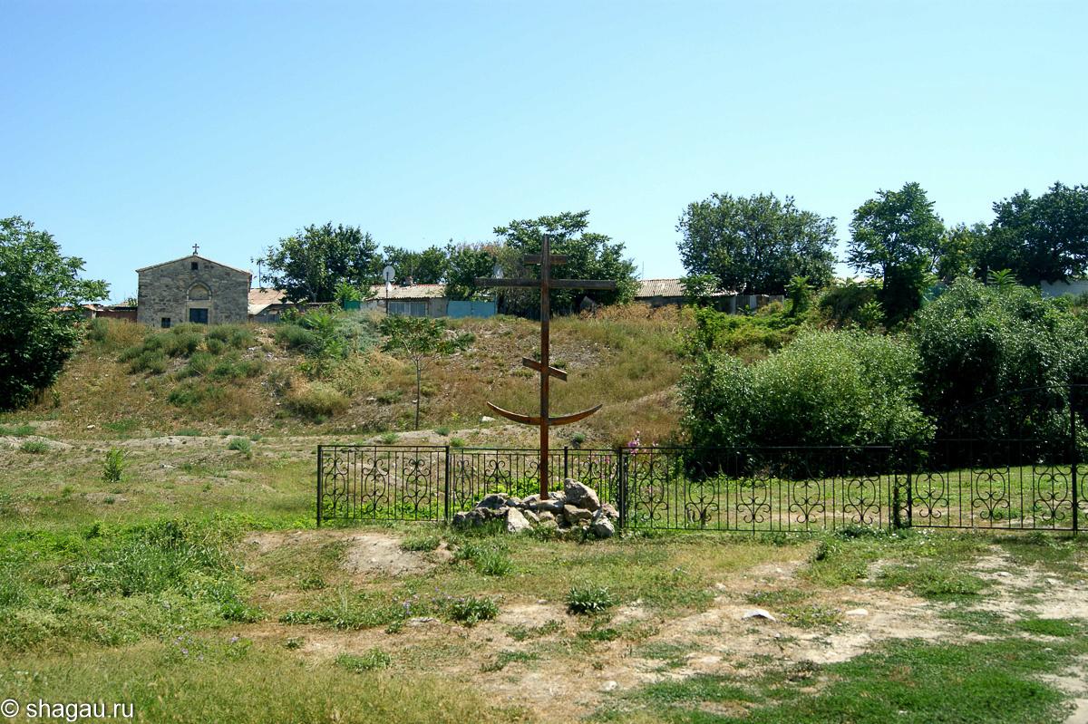 Церковь, посвященная св. Георгию Победоносцу