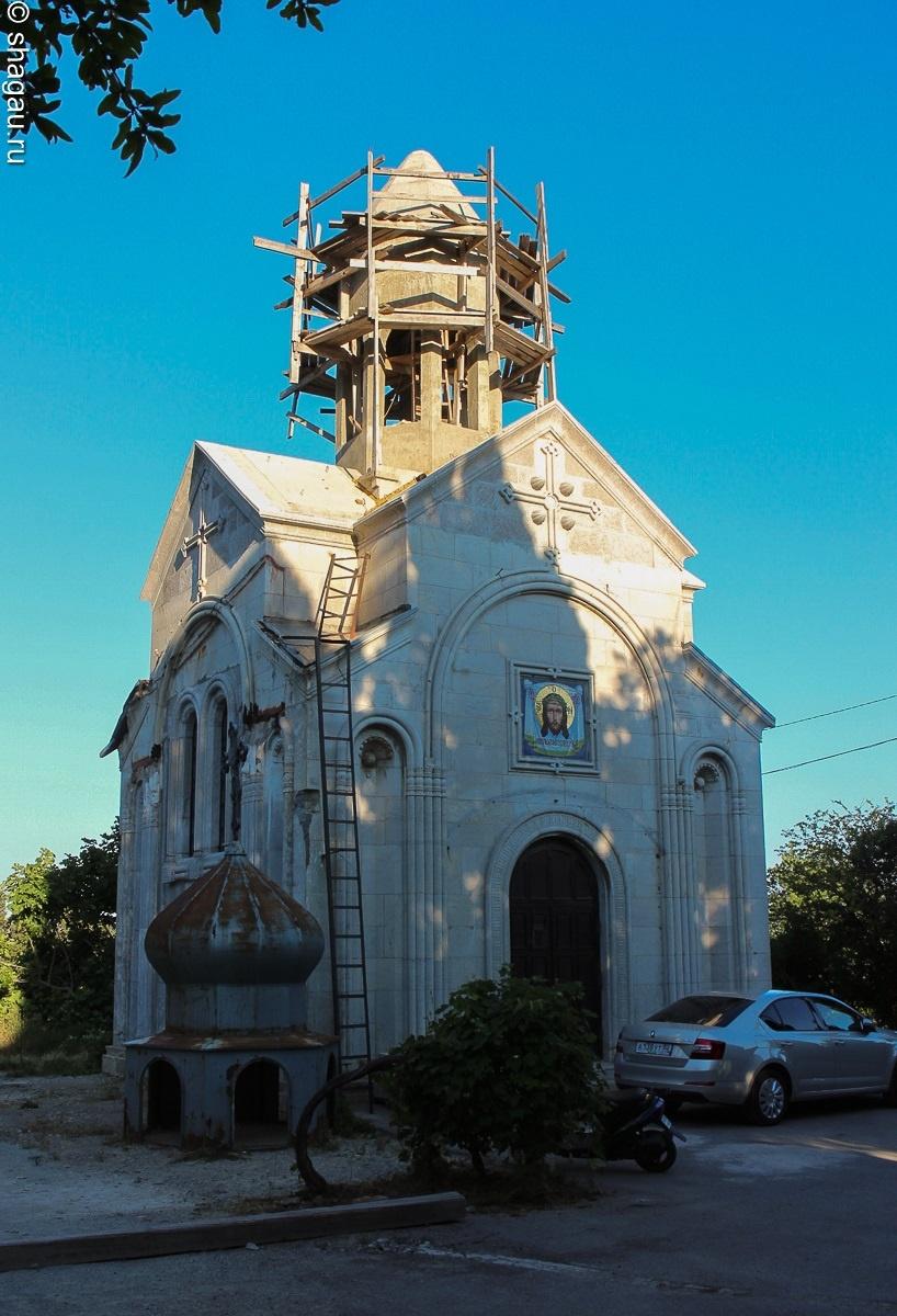 Церковь в честь Святой Нины
