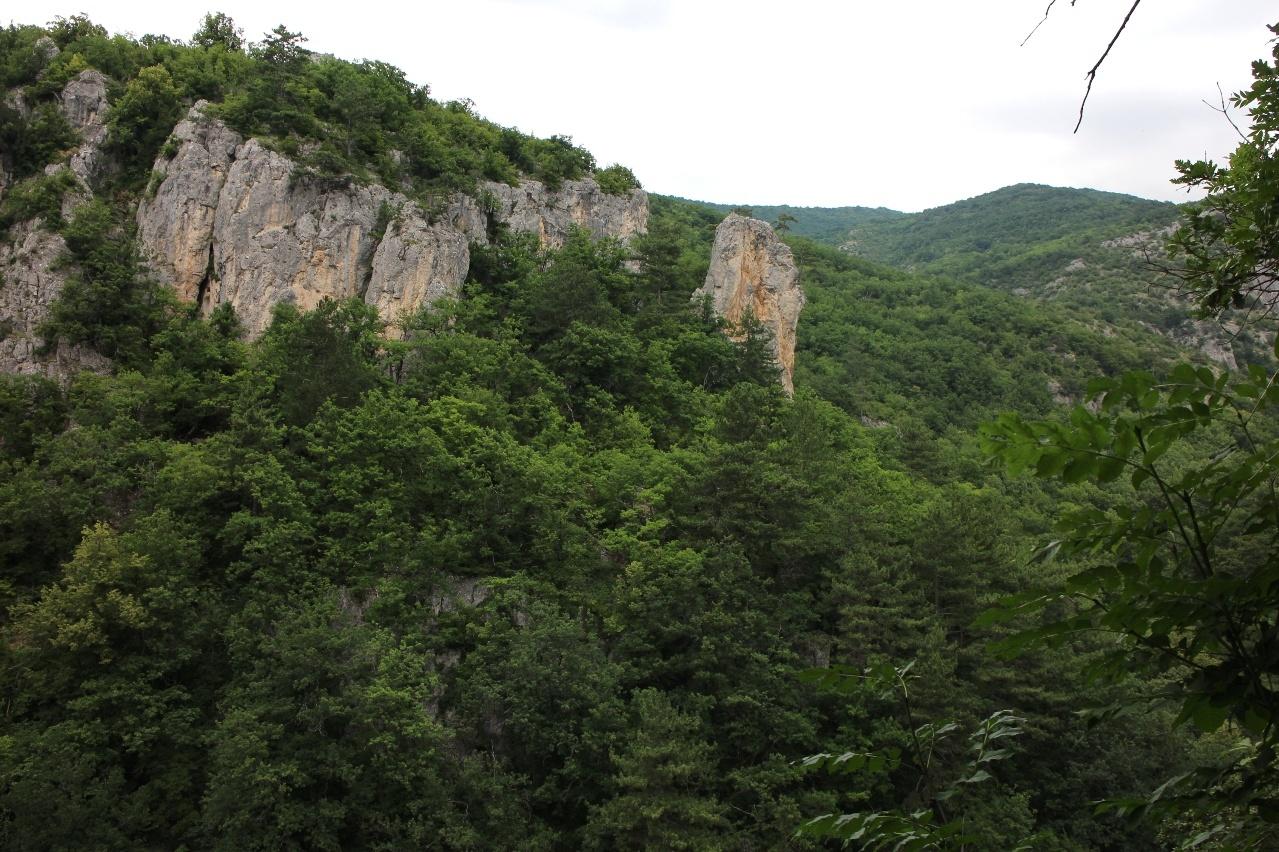 Большой каньон Крым