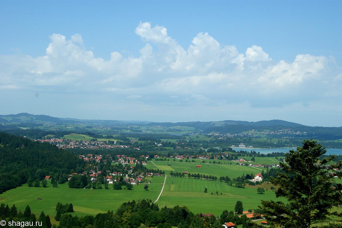 Бавария – это одно из красивейших мест на земле