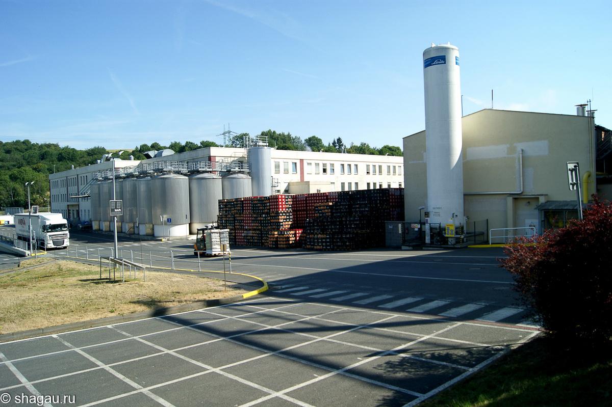 Завод Крушовице