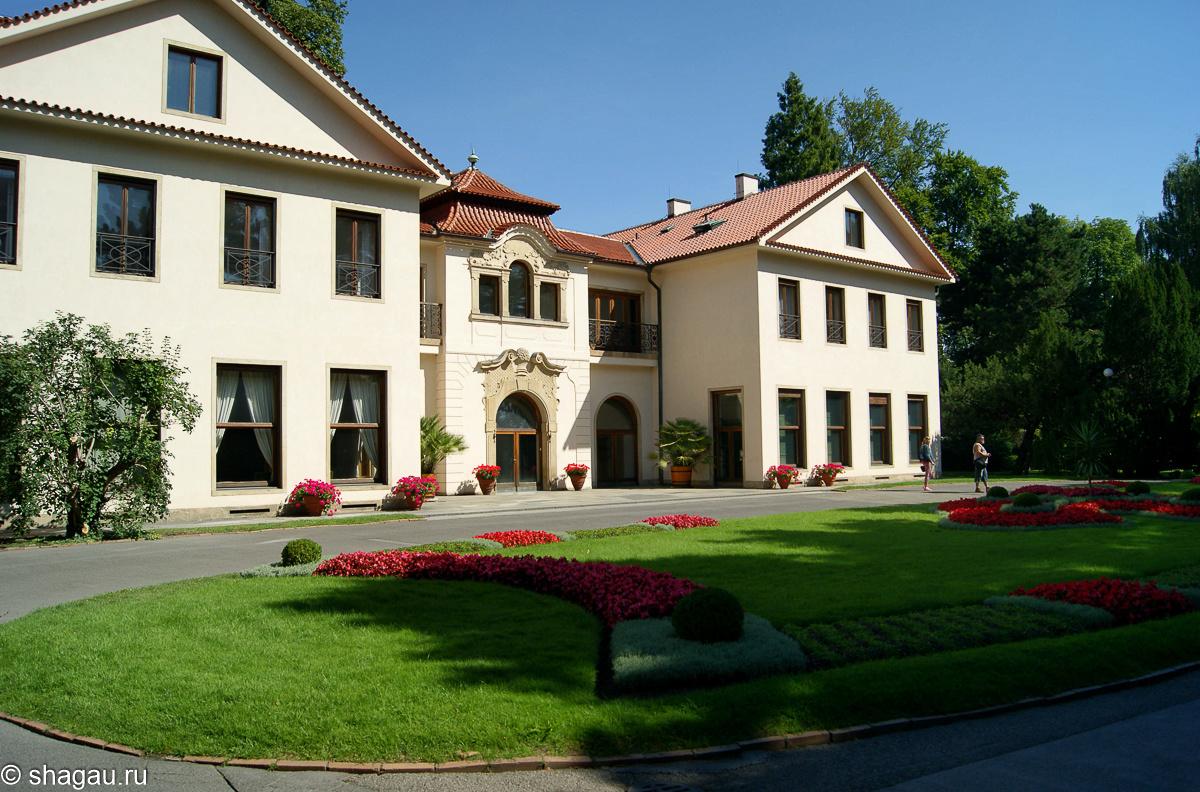 Президентский домик