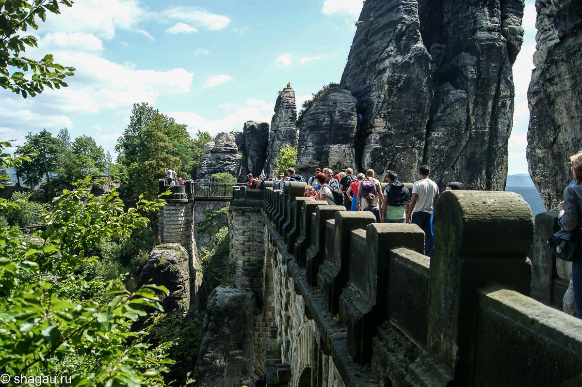 Самые красивые места Германии (Фото)
