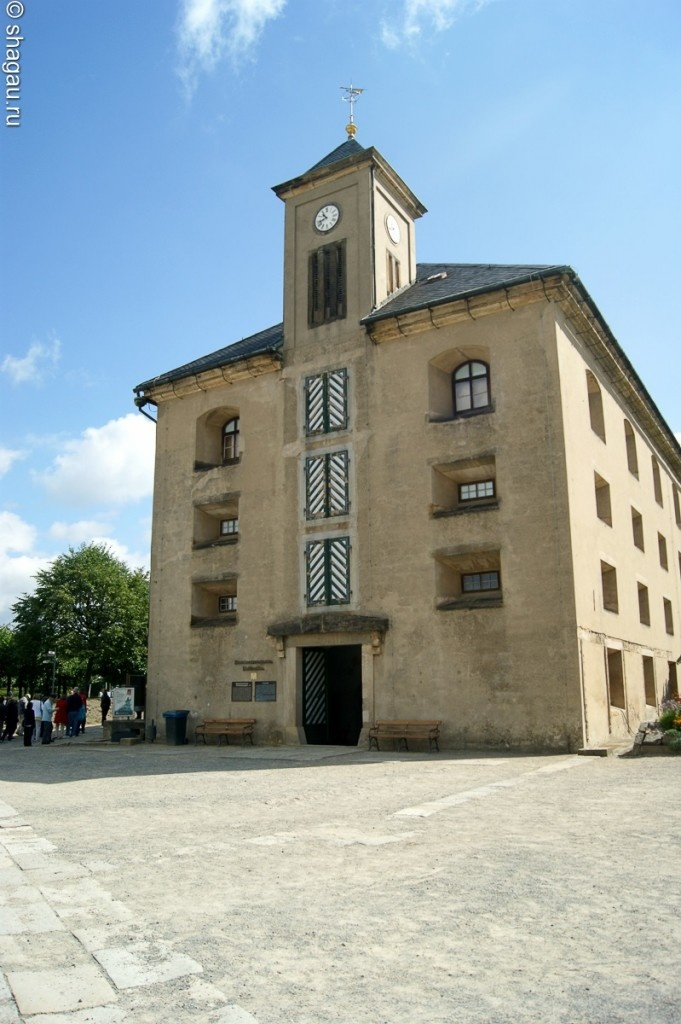 Замок Магдалены