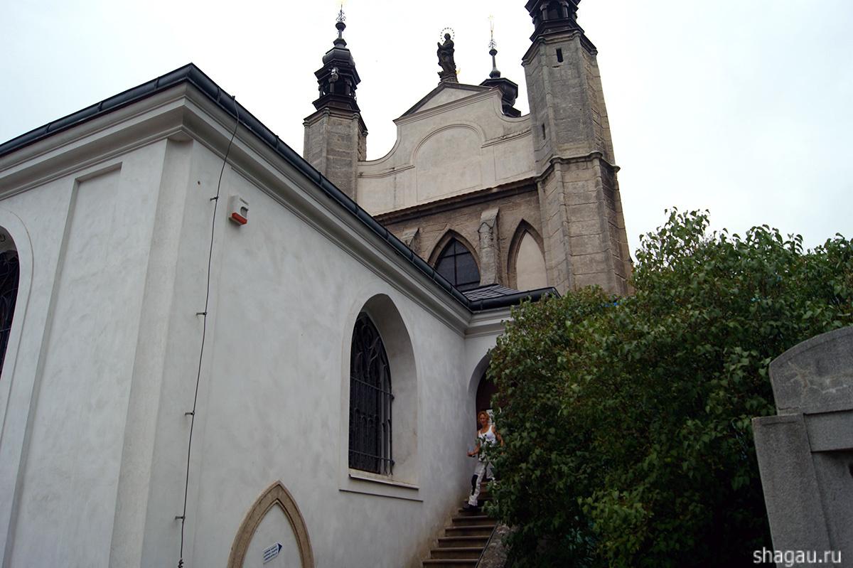 Костница Чехия