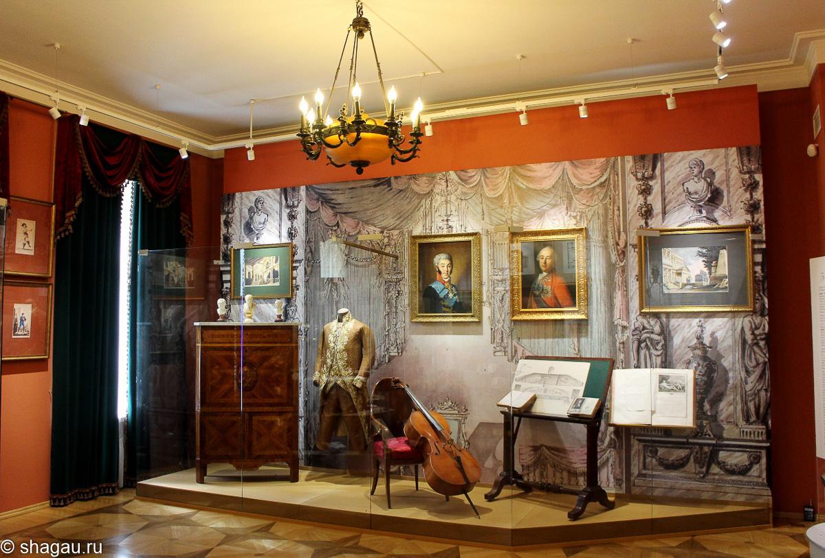 Выставка Крепостной театр