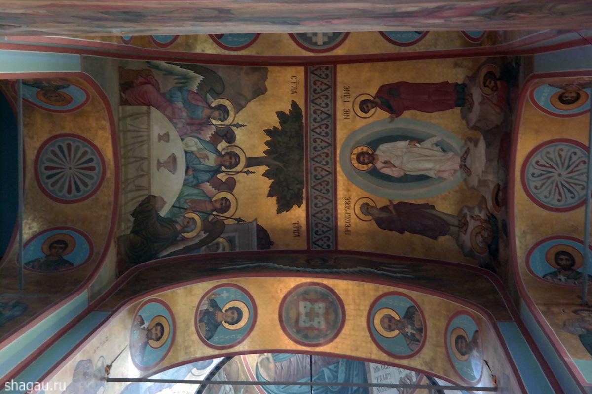 Свято-Юрьев монастырь Великий Новгород