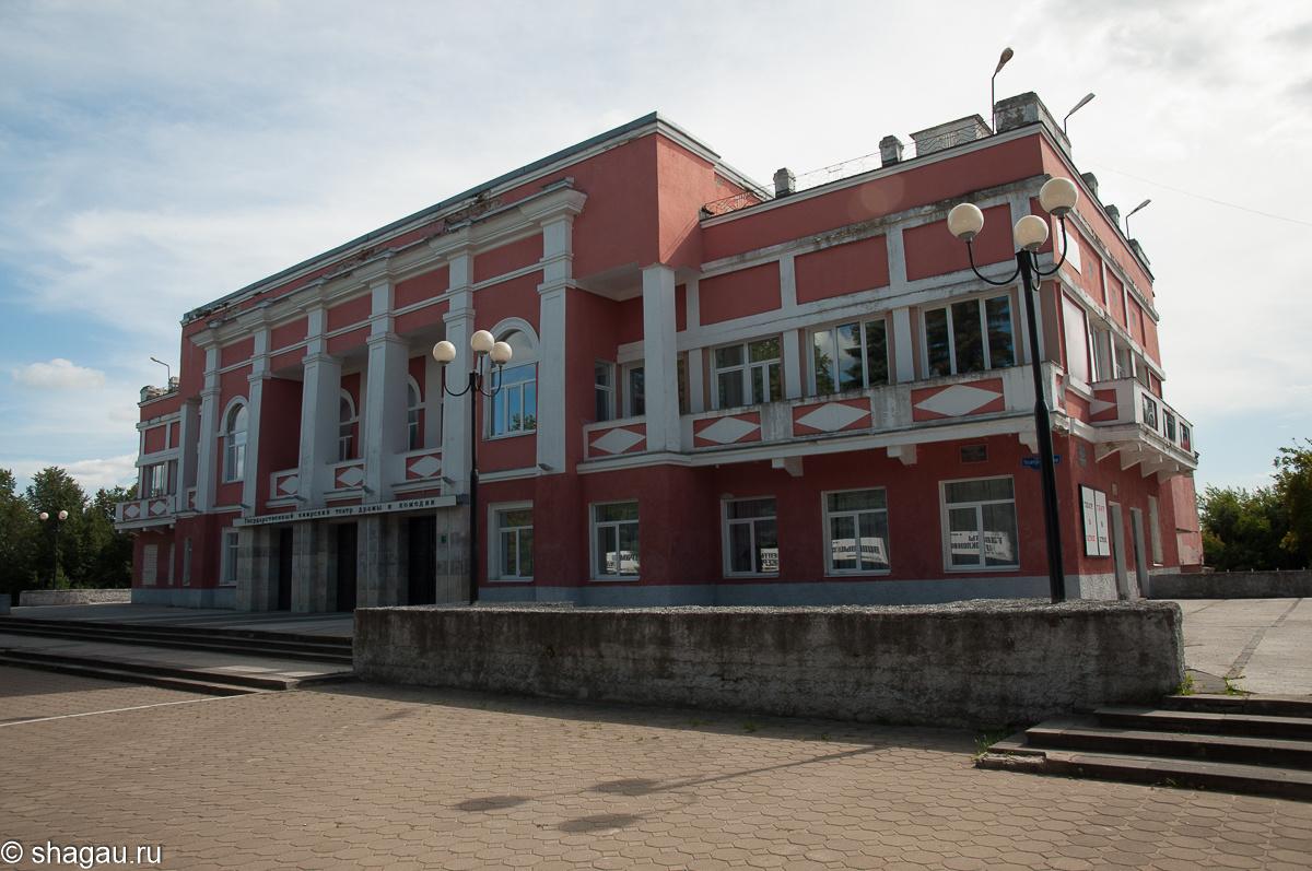 Кимры. Театр