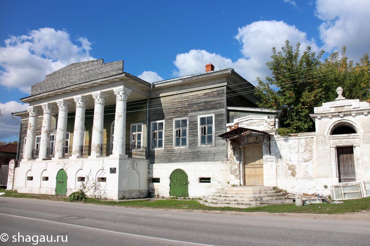 Дом Баркова. Касимов