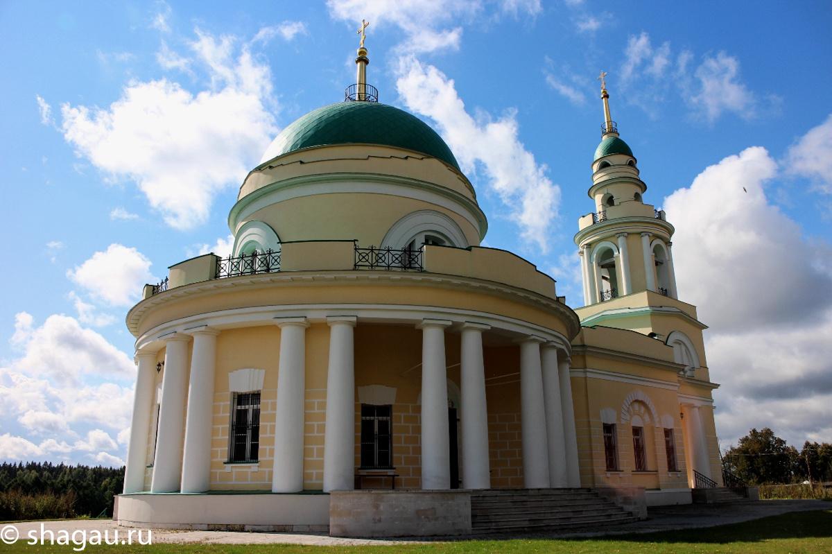 церковь Архангела Михаил
