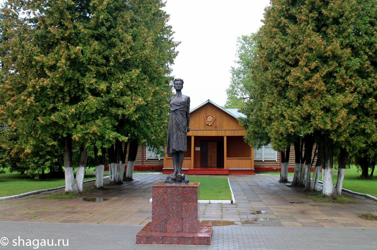 Музей Зои Космодемьянской в Петрищево