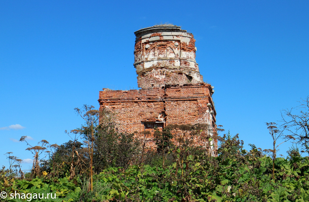 Башня конного двора