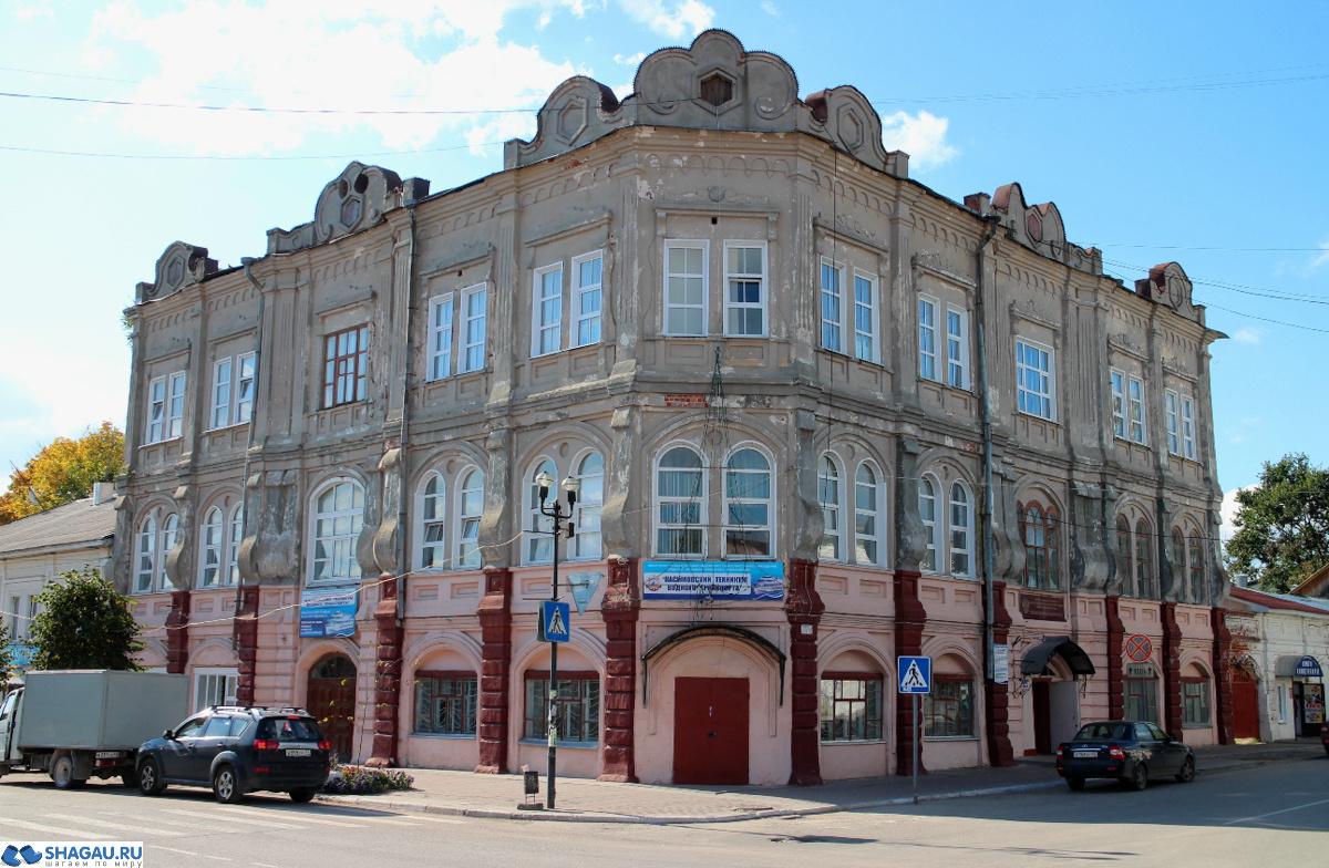 Дом купца Смирнова