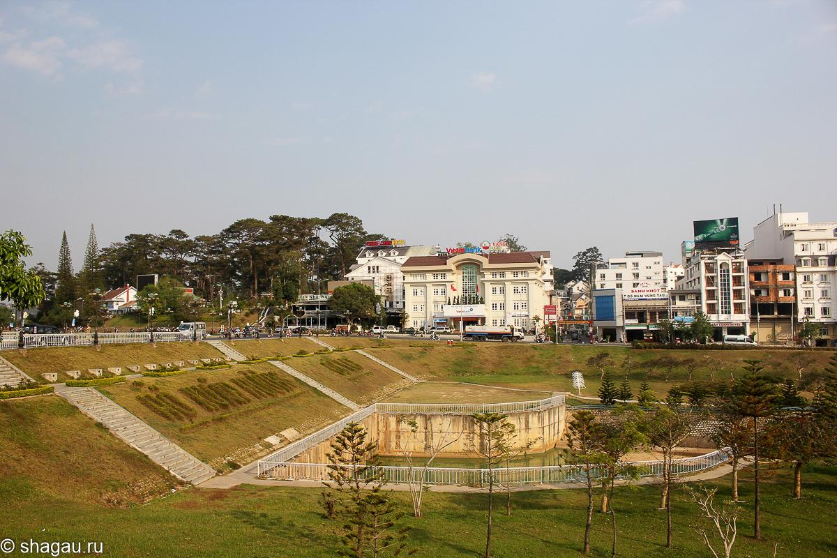 Далат. Вьетнам