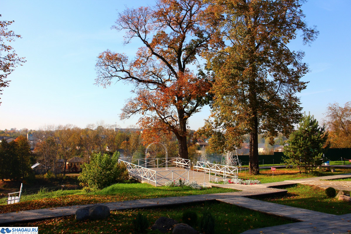 Смотровая площадка у музея Пушкина