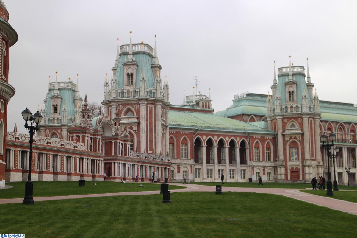 Большой дворец. Царицыно