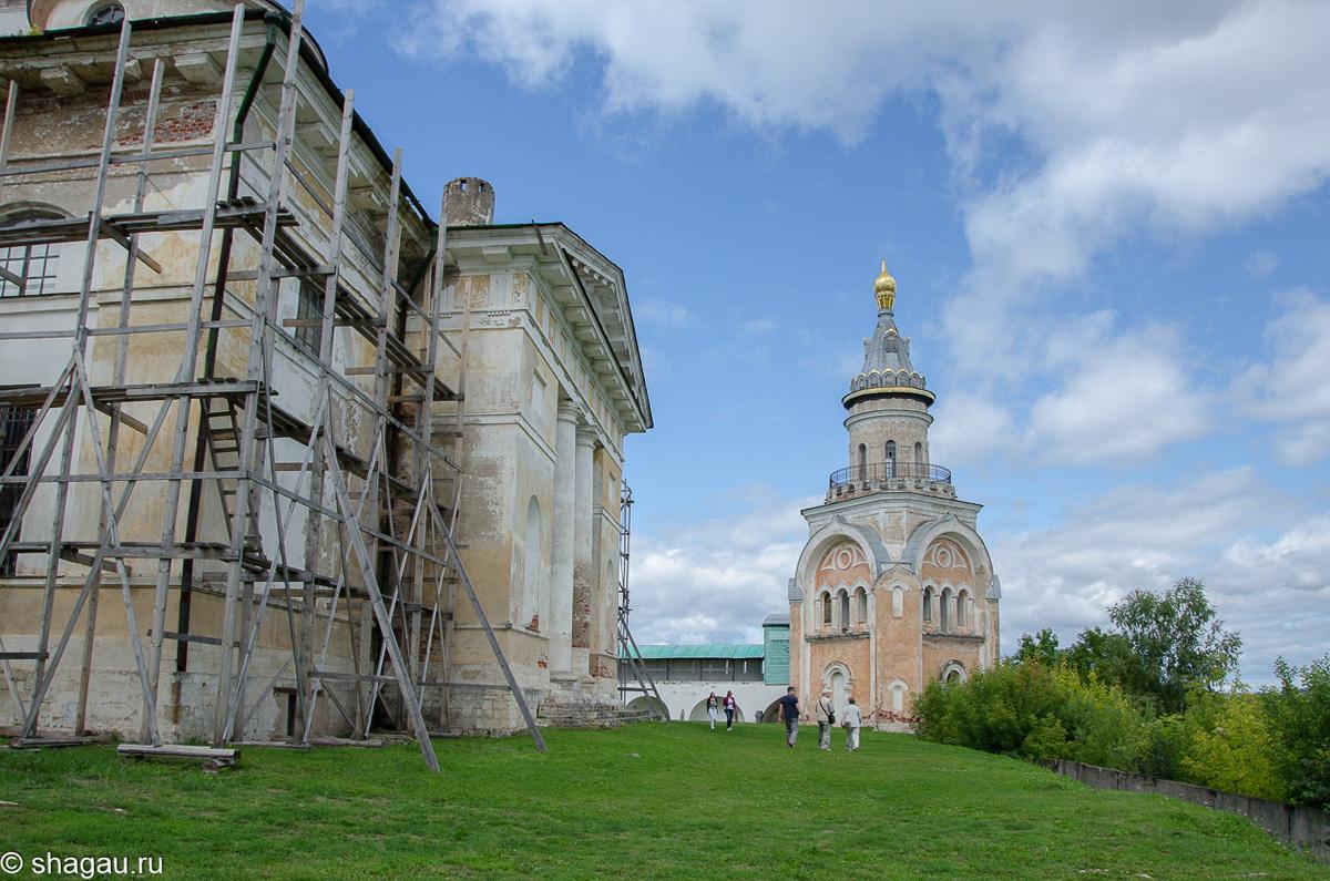 Борисоглебский монастырь Торжок
